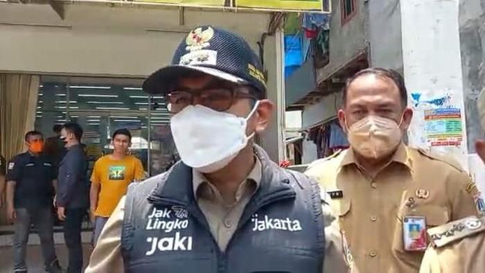 Wakil Wali Kota Jakarta Barat Yani Wahyu Purwoko,