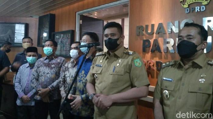 Wali Kota Medan Bobby Nasution