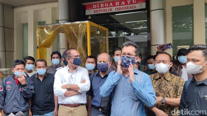 Warga Bojong Koneng Bogor ke Komnas HAM