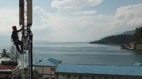 4G XL Axiata Selimuti 70 Desa Sekeliling Danau Toba