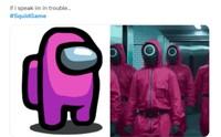 fotoinet meme lucu squid game
