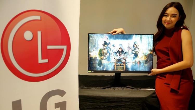 PT. LG Electronics Indonesia (LG) kembali memanjakan pasar gaming dengan mengeluarkan produk teranyarnya monitor gaming LG UltraGear GP850. Dibanderol dengan harga premium, fitur pun melipah.