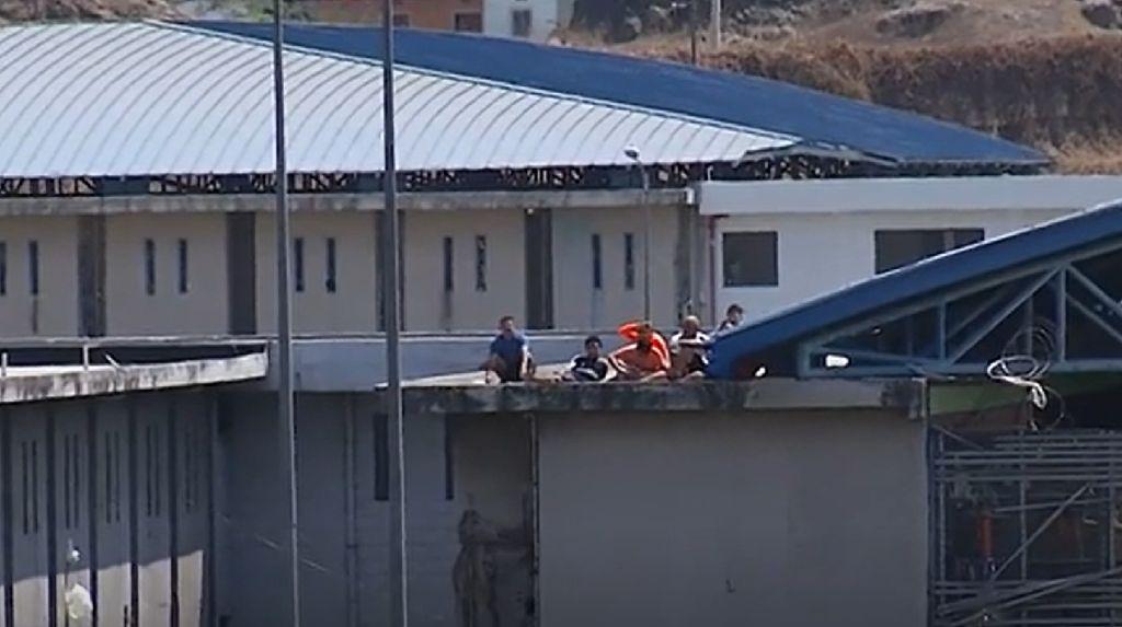 Polisi Ekuador Kembali Kuasai Penjara Usai Pembantaian 118 Tahanan