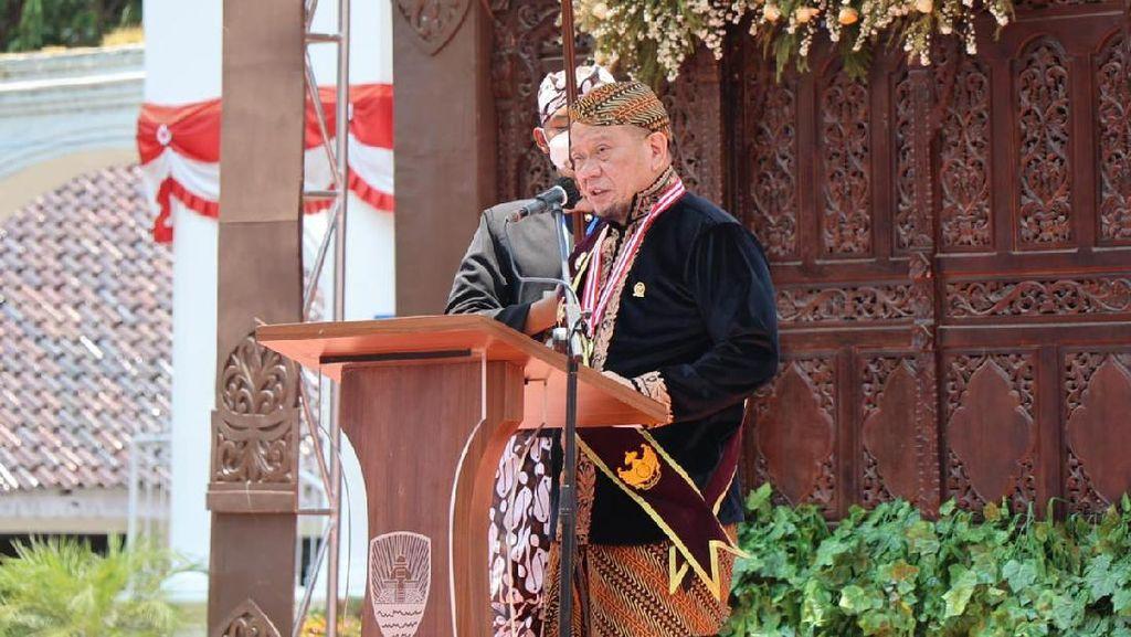 Ketua DPD: RI Lahir dari Peradaban Kerajaan dan Kesultanan Nusantara