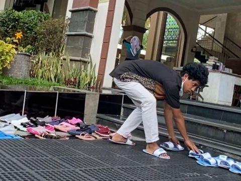 Kisah anak pemilik masjid viral di media sosial