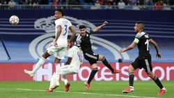 Real Madrid Tertinggal 0-1 dari Sheriff