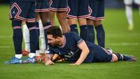 Messi Jago Tendangan Bebas, di PSG Malah Disuruh Rebahan