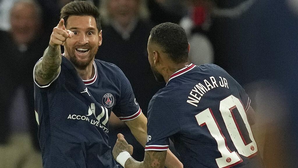 Lionel Messi Akhirnya Bikin Gol untuk PSG