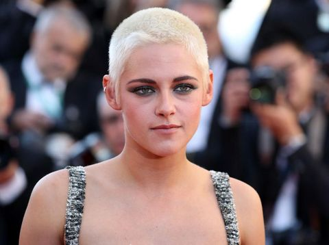 CANNES, FRANCE - MAY 20:  Actress Kristen Stewart attends the