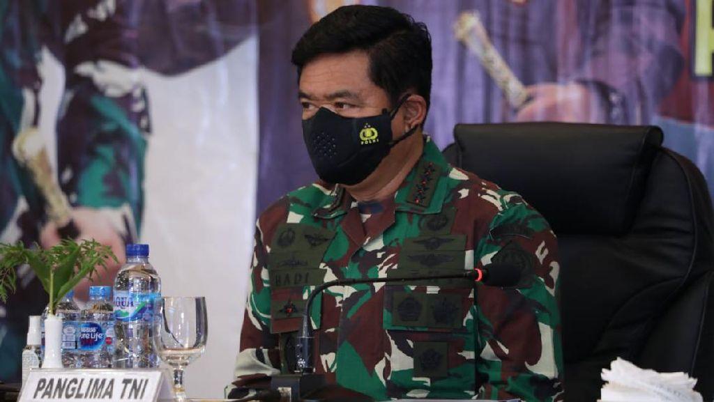 60 Perwira Tinggi TNI Naik Pangkat, Ini Daftarnya