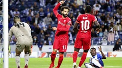 Porto Vs Liverpool: The Reds Pesta Gol 5-1