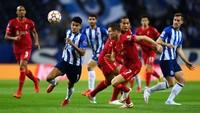 Porto Vs Liverpool: The Reds Unggul 2-0 di Babak Pertama