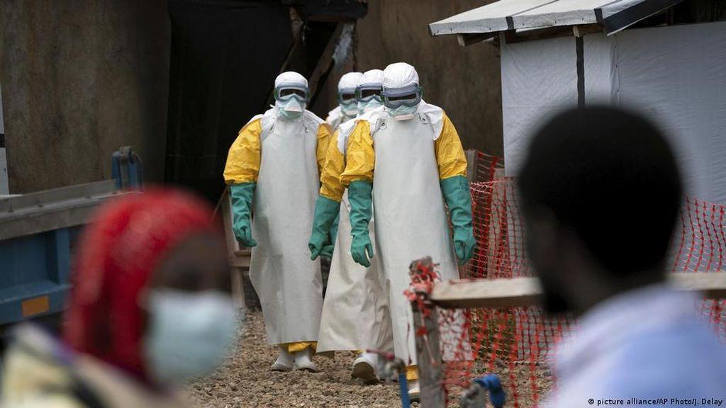 Puluhan Staf WHO Diduga Terlibat Pelecehan Seks Saat Tangani Ebola di Kongo
