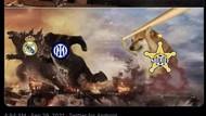 Foto: Meme Real Madrid Disikat Sheriff