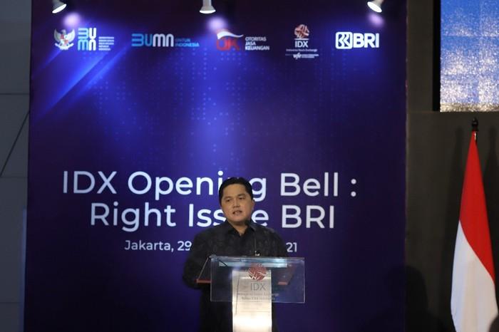 Right Issue Oversubcribed, BRI Kantongi Dana Segar Rp 95,9 T