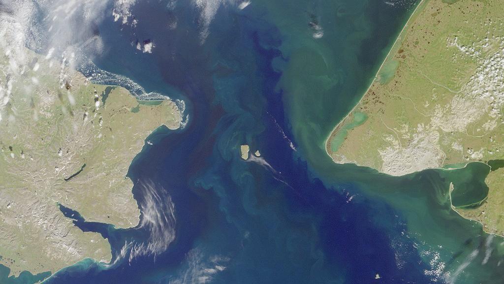 Mengenal Selat Bering, Pemisah Benua Asia dan Amerika.