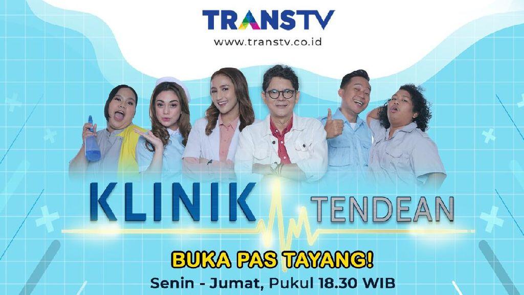 Dibuka! Klinik Tendean TransTV
