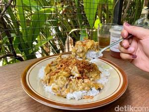 Warpopski: Kekenyangan Makan Nasi Siram Sei dan Nasi Kare ala Jepang