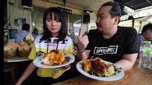 5 Rumah Makan Padang Viral di YouTube, Ada yang Punya 120 Varian Menu