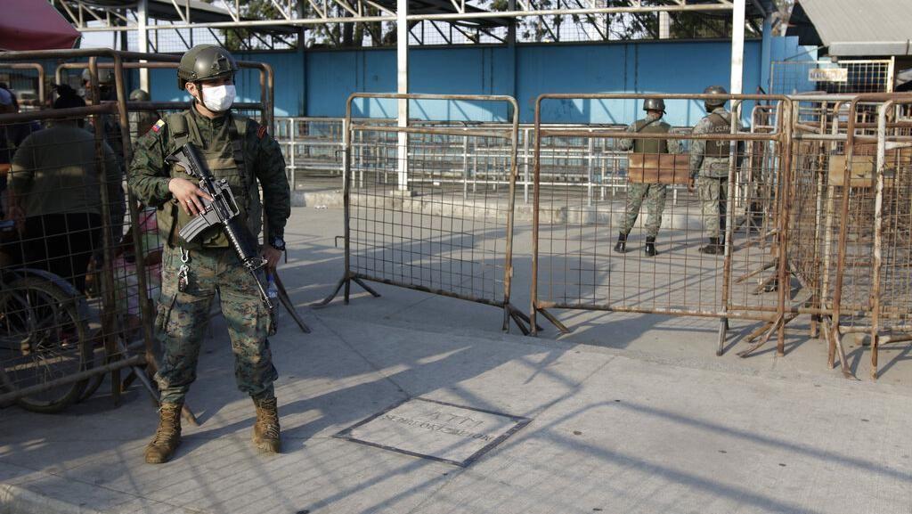 Bentrok di Penjara Ekuador Terjadi Lagi, 4 Orang Luka-1 Polisi Tertembak