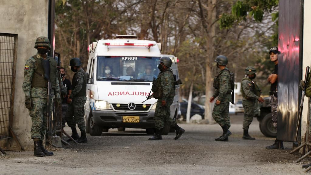 Presiden Ekuador Umumkan Keadaan Darurat Gegara Kekerasan Narkoba