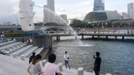 Singapura Selidiki Lonjakan Corona, Presiden Taiwan Akui Tentaranya Dilatih AS