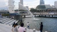 COVID-19 Sangat Tinggi, AS Imbau Warganya Tidak ke Singapura