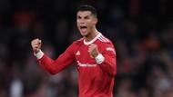 Kans Cristiano Ronaldo Tandai Derby Manchester dengan Lebih Spesial