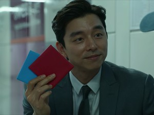 Gong Yoo Punya Peran Penting Selain Nampar, Ini Kata Sutradara Squid Game