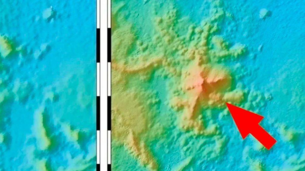 Letusan Bawah Laut Terbesar Lahirkan Gunung Berapi Raksasa Baru