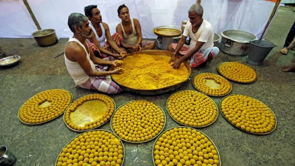 Tapi ini bukan makanan biasa. Yang membedakan masakan kuil adalah rasanya, yang unik di setiap lokasi dan sangat sulit untuk ditiru (Foto: CNN)