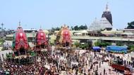 Potret Kuil di India Bagi Makanan Gratis dan Melimpah