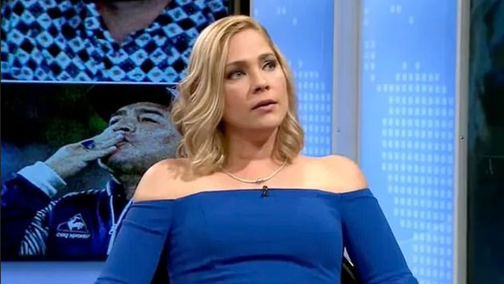 Pengakuan Wanita yang Pacari Maradona di Usia 16, Berujung Kecanduan Narkoba