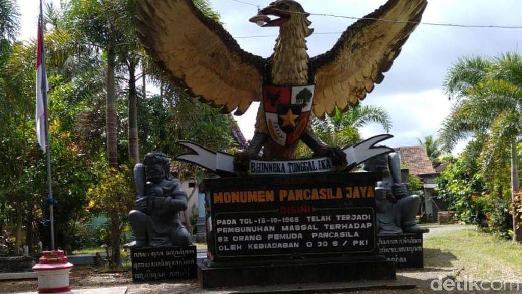 Monumen Lubang Buaya Banyuwangi Diharapkan Jadi Wisata Religi dan Historis