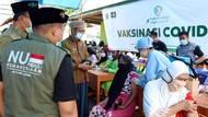 Pelajar-Santri di Konawe Juga Ikut Vaksinasi COVID