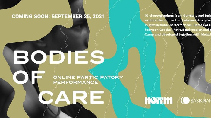 Pertunjukan Daring Bodies of Care