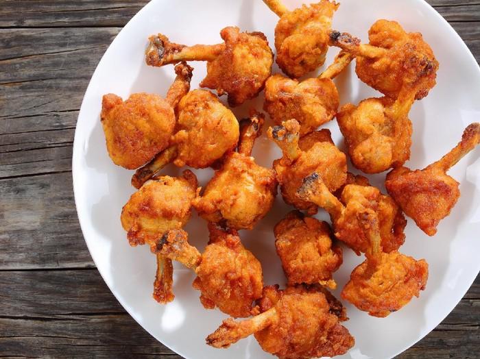 Resep Ayam Goreng Lolipop