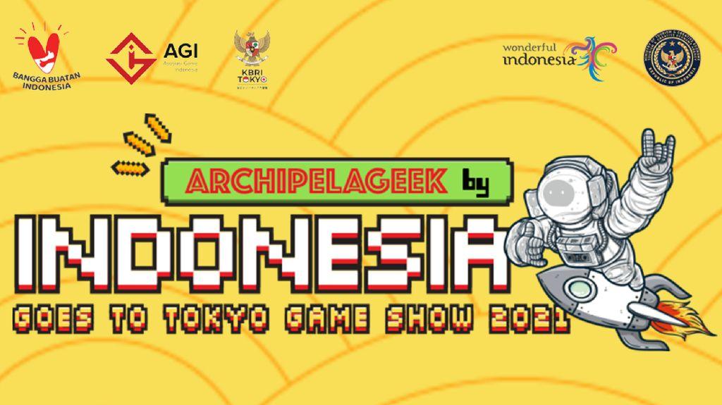 Daftar Developer Game RI yang Siap Unjuk Gigi di Tokyo Game Show 2021
