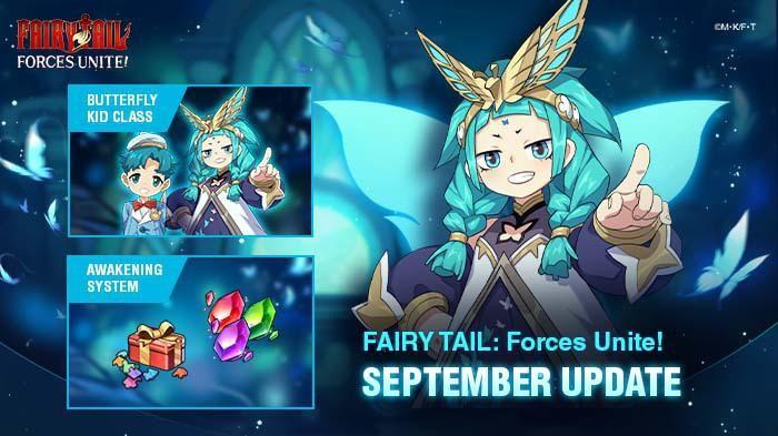 Update September Fairy Tail: Forces Unite, Ada Fitur Baru Lho