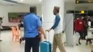 Aksi Anggota DPRD Ngamuk-Tolak Tes Antigen Berujung Diperiksa Polisi
