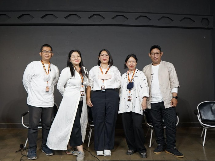 Jumpa Pers Gelaran Biennale Jogja 2021