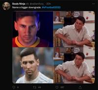 Meme eFootball 2022