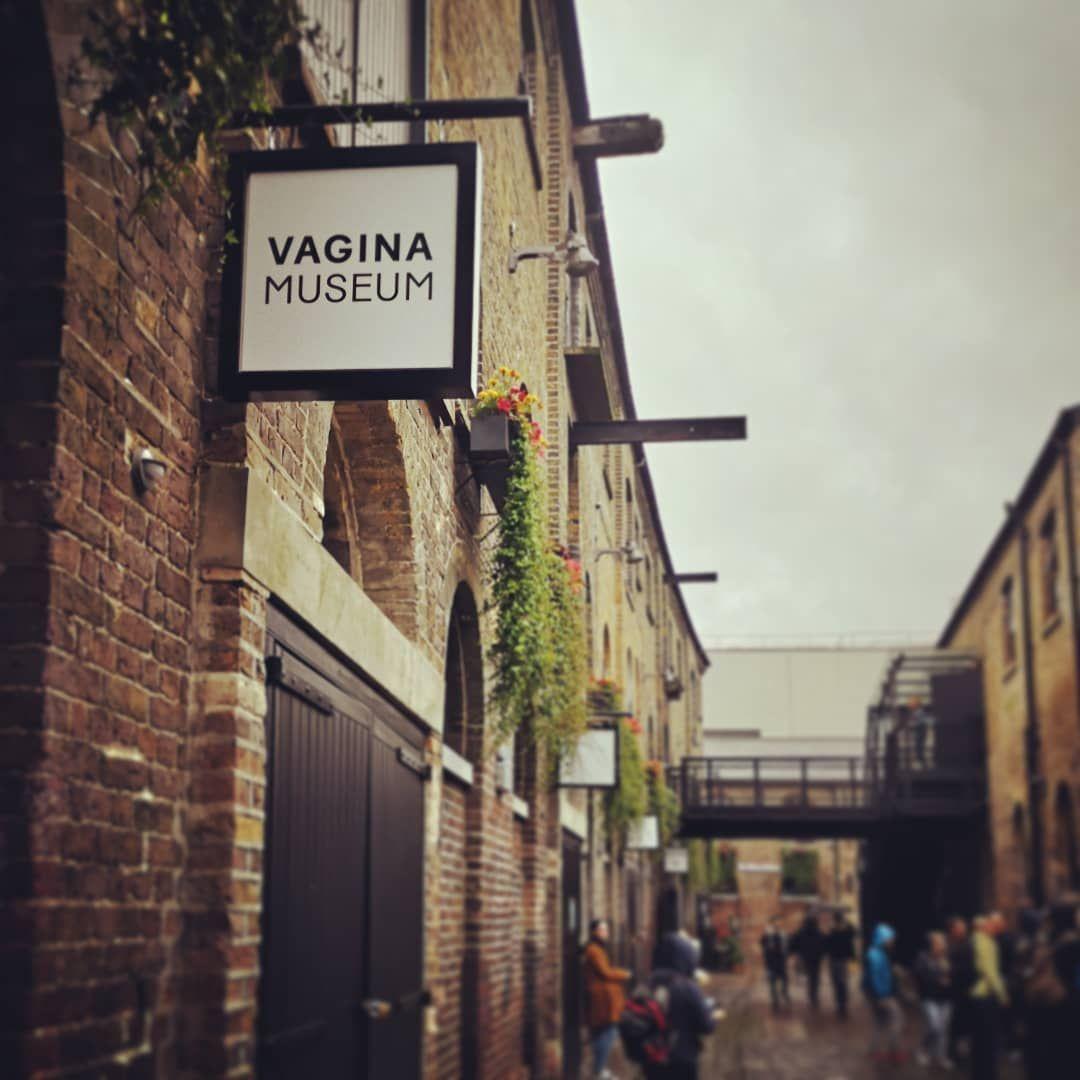 Museum Vagina di Inggris Tutup