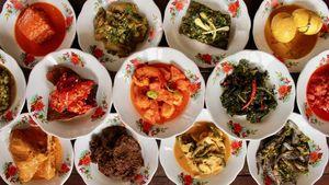 Bawa Duit Rp 10.000 Bisa Kenyang Makan Nasi Padang di 5 Tempat Ini