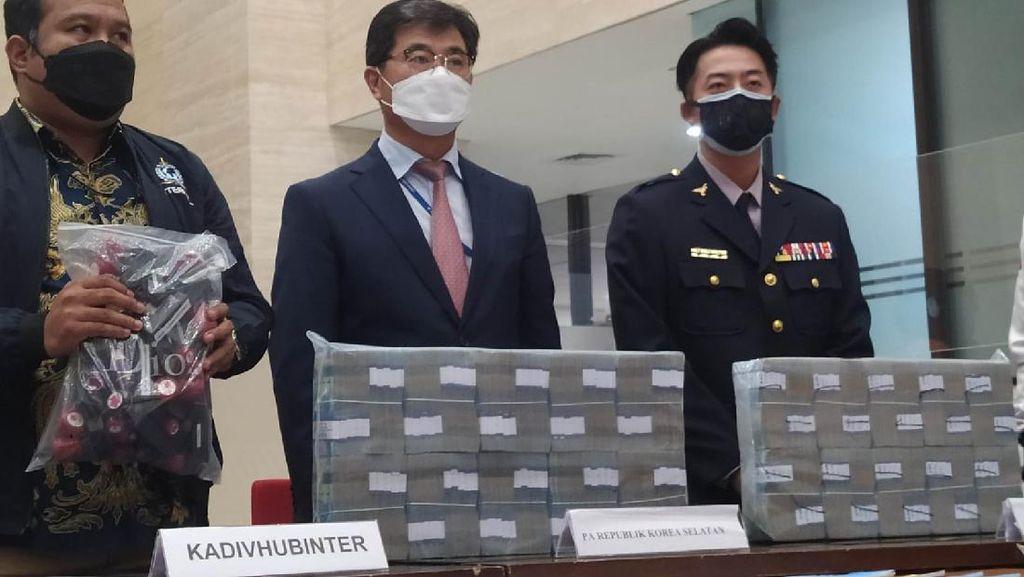 Taiwan-Korsel Apresiasi Siber Bareskrim Tangkap 4 Penipu Perusahaan Rp 84,8 M