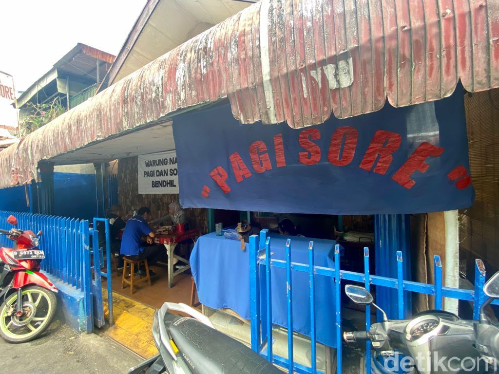 RM Pagi-Sore: Ada Kakap Goreng plus Tauco Medan Sedap di Dalam Gang Benhil