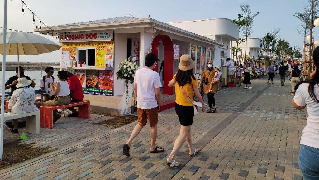 Terbaru! Di Cove at Batavia Bisa Kulineran dan Hangout dengan Suasana Singapura