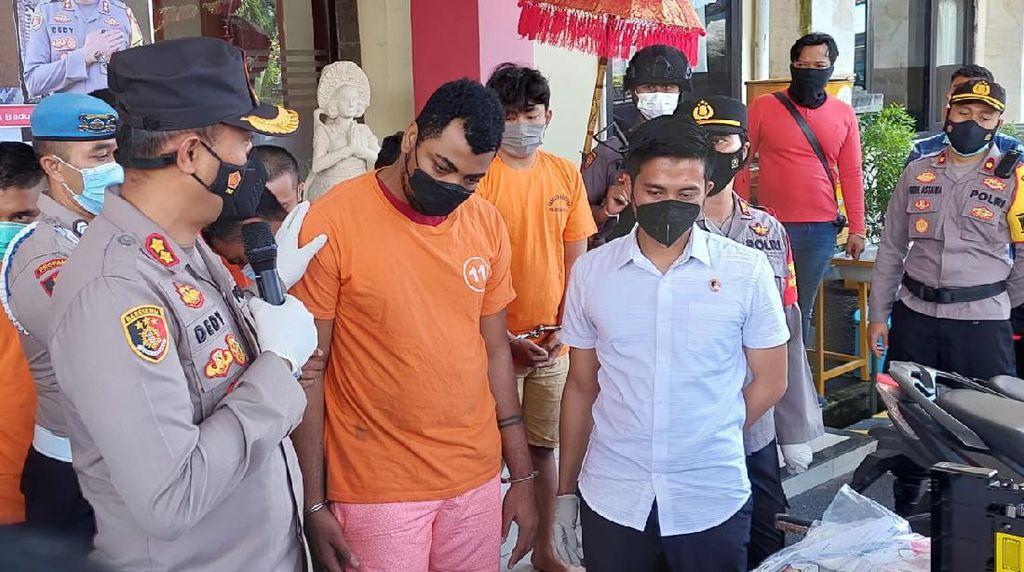 Motif WN Nigeria Aniaya Eks Pacar di Bali: Kesal Hubungan Diputus