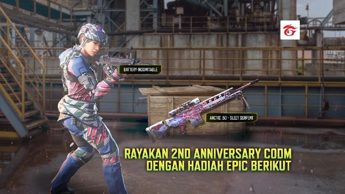 Call of Duty: Mobile Siapkan Hadiah di Perayaan 2nd Anniversary