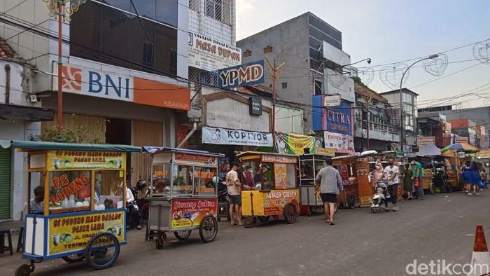 Pasar Lama Tangerang Lagi Viral, Di Sini Surganya Jajanan Enak dan Murah!